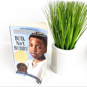 BUD, Not Buddy by Christopher Paul Curtis Newbery